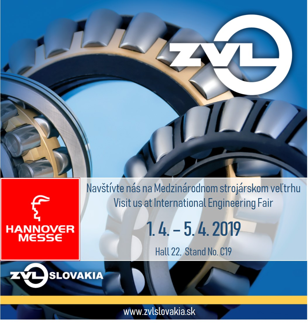 Invitation to Hannover Messe 2019